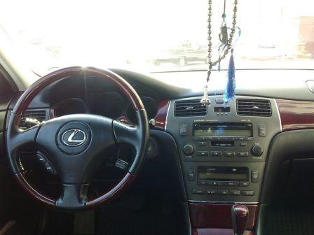 Lexus ES300 2003 - отзыв владельца