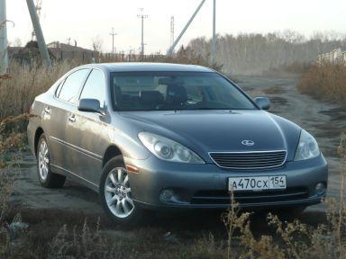Lexus ES330 2004 отзыв автора | Дата публикации 17.09.2012.