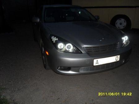 Lexus ES330 2004 - отзыв владельца