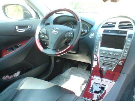Lexus ES350 2007 - отзыв владельца