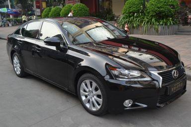 Lexus GS250, 2012
