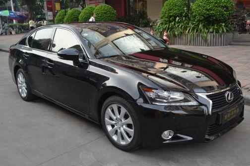 Lexus GS250 2012 - отзыв владельца