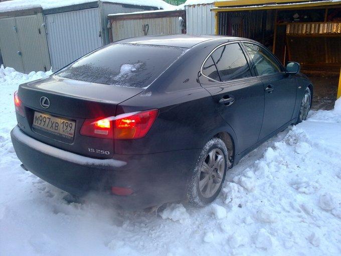 Lexus GS300.
