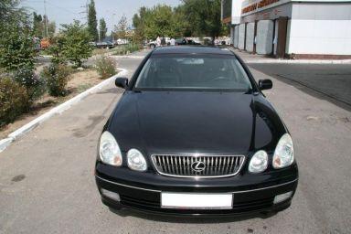 Lexus GS300, 2001