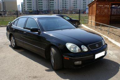 Lexus GS300, 2002