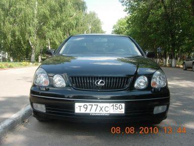 Lexus GS300 2003 отзыв автора | Дата публикации 11.08.2011.