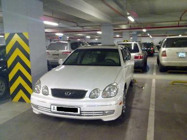 Lexus GS300, 1999