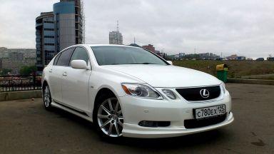 Lexus GS300 2005 отзыв автора   Дата публикации 15.07.2012.