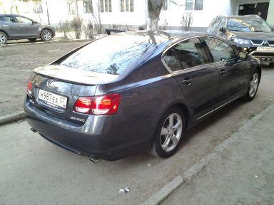 Lexus GS300, 2005