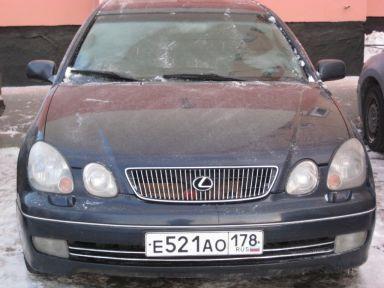 Lexus GS300, 1998