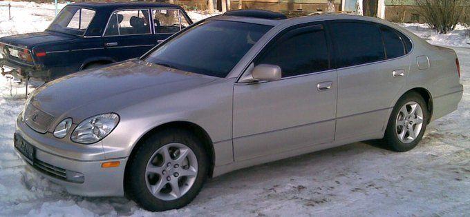 Lexus GS300 2000 - отзыв владельца