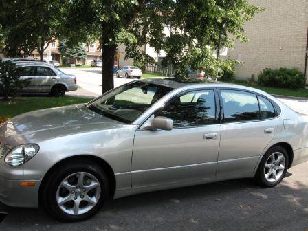 Lexus GS300 2004 - отзыв владельца