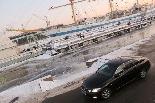 Lexus GS300  - отзыв владельца