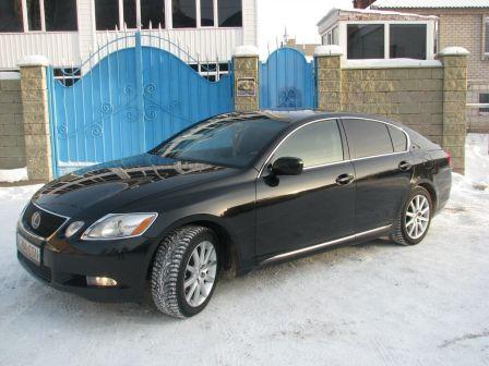 Lexus GS300 2006 - отзыв владельца