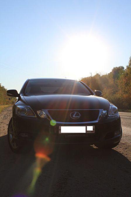 Lexus GS350 2008 - отзыв владельца
