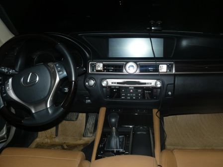 Lexus GS350 2012 - отзыв владельца