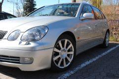 Lexus GS430, 2002