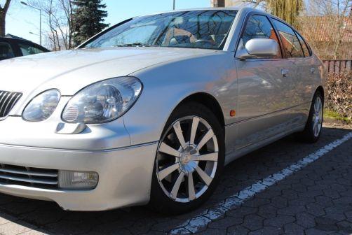 Lexus GS430 2002 - отзыв владельца