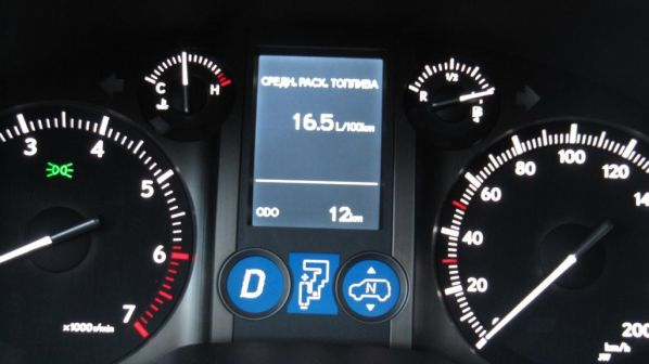Lexus GX460 2011 - отзыв владельца