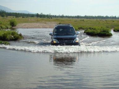 Lexus GX470 2005 отзыв автора | Дата публикации 23.08.2009.