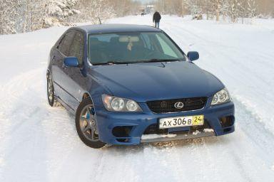 Lexus IS200 2002 отзыв автора | Дата публикации 17.03.2012.