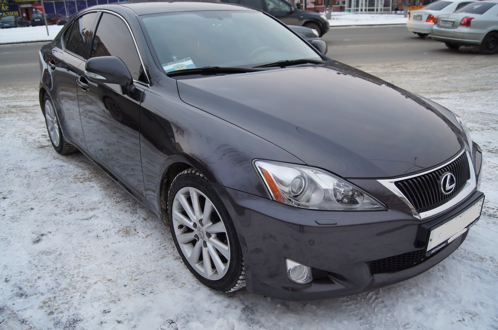 2008 lexus is 250 reviews