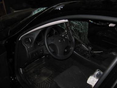 Lexus IS250, 2008