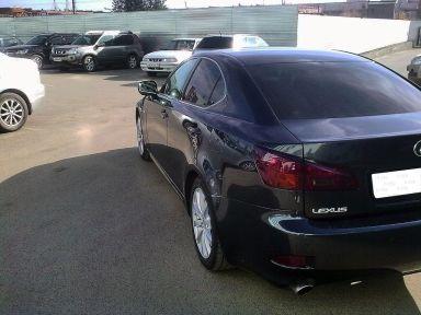 Lexus IS250, 2007