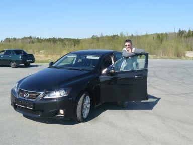 Lexus IS250, 2011