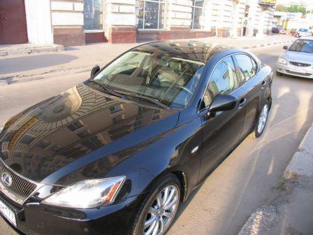 Lexus IS250 2005 - отзыв владельца