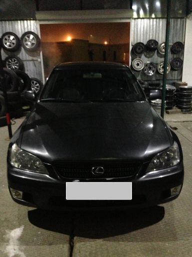 Lexus IS300, 2002
