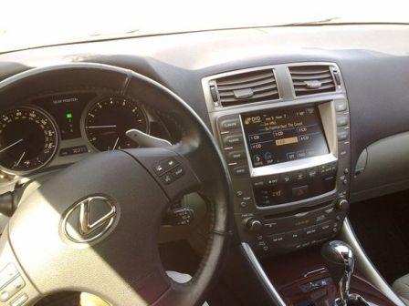 Lexus IS350 2006 - отзыв владельца