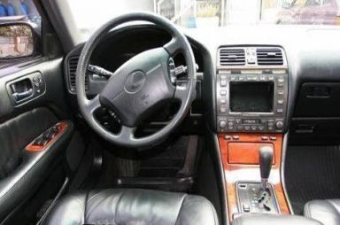 Lexus LS400, 0