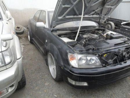 Lexus LS400 1995 - отзыв владельца