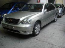 Lexus LS430, 2003