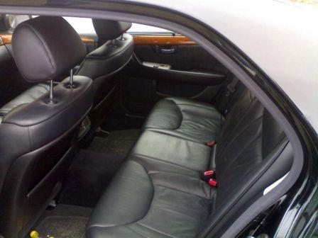 Lexus LS430 2001 - отзыв владельца