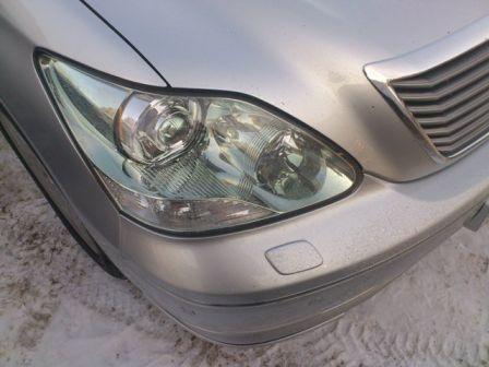 Lexus LS430 2006 - отзыв владельца