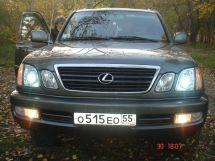 Lexus LX470, 2001