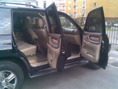 Lexus LX470, 2006