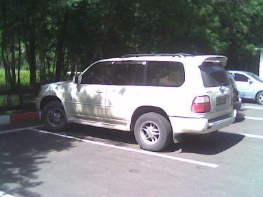 Lexus LX470, 2000