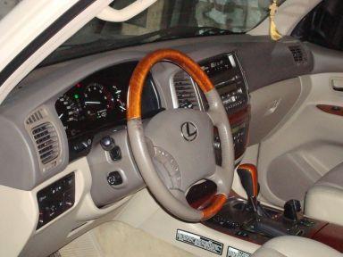 Lexus LX470, 2004