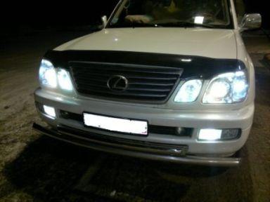 Lexus LX470, 2007