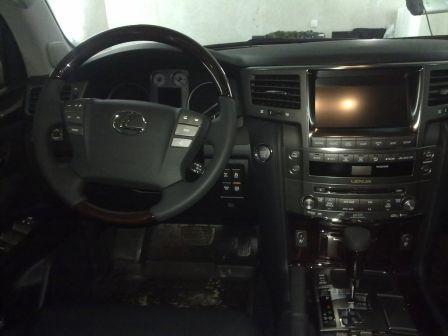 Lexus LX570  - отзыв владельца