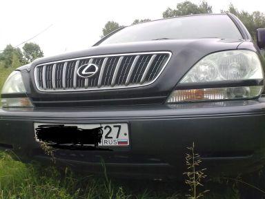 Lexus RX300, 2002