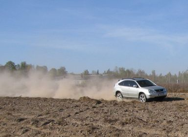 Lexus RX300, 2004