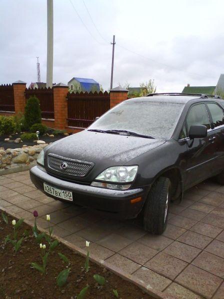 Lexus RX300 2002 - отзыв владельца