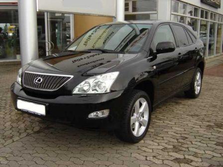 Lexus RX300 2005 - отзыв владельца
