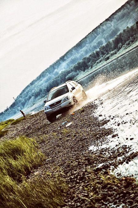 Lexus RX300 2004 - отзыв владельца
