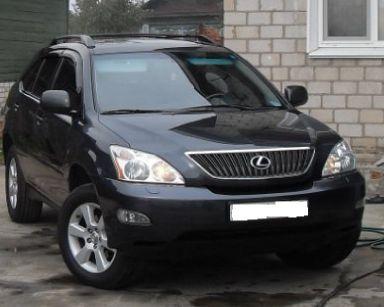 Lexus RX330, 2004