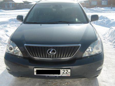 Lexus RX330 2003 - отзыв владельца